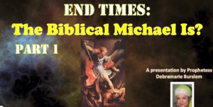 Biblical St Michael Is? Magnificat Meal Movement Bible Study