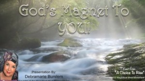 Gods Magnet To You - Magnificat Meal Movement