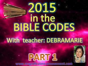 Magnificat Meal Movement 2015 Bible Codes