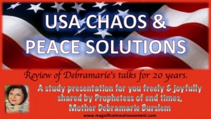 Magnificat Meal Movement Presentation - USA CHAOS & PEACE SOLUTIONS