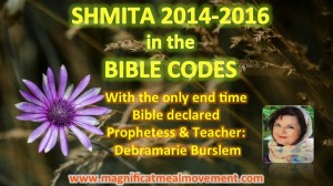 Magnificat Meal Movement - Shmita in Bible Codes