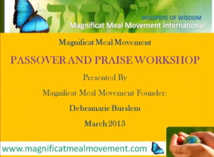 Passover Part 1 - Magnificat Meal Movement