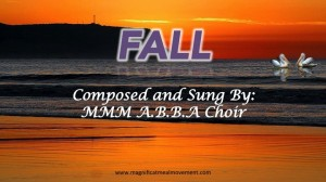 Fall - MMM A.B.B.A Choir