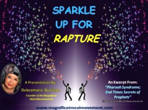 Sparkle Up For Rapture - Magnificat Meal Movement