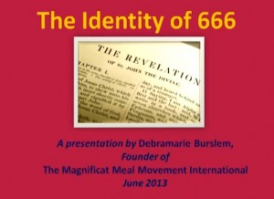 The identity of 666