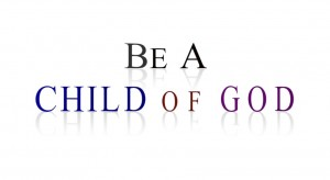 be a child of god - magnificat meal movement