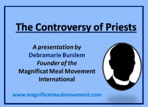 the controversy of priests