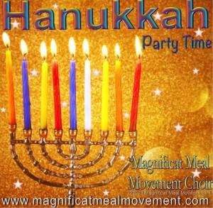 Hanukkah Party Time - Magnificat Meal Movement Choir