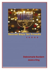 Sacred Days For Friends by Debramarie Burslem