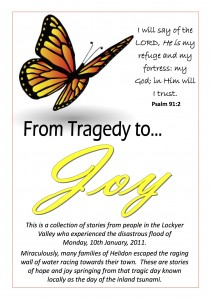 Tragedy To Joy by Debramarie Burslem