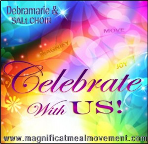 Celebrate With Us - Debramarie & SALt