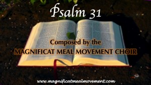 Magnificat Meal Movement Choir