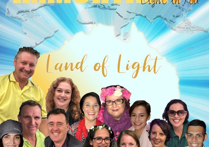 IMMORTALITY LIGHTS 4Hanuka Album of sensations of GLORY – OUT NOW