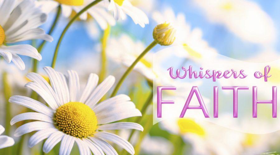 Whispers of Faith CD